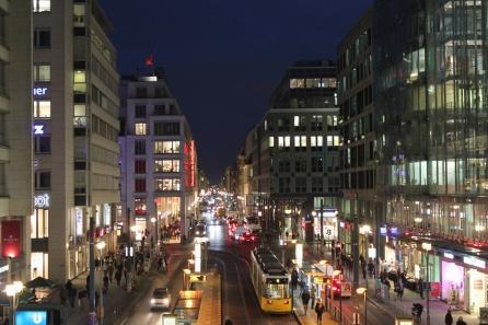Friedrichstraße w Berlinie
